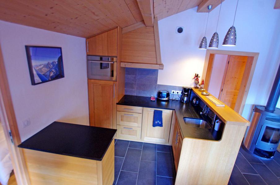 Vacaciones en montaña Apartamento 4 piezas para 8 personas (4P) - Résidence le Seillon - Champagny-en-Vanoise
