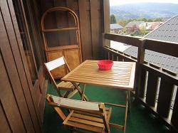 Vacaciones en montaña Estudio -espacio montaña- para 4 personas (19) - Résidence Le Septimontain - Samoëns - Verano