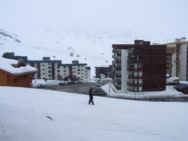 Vacances en montagne Studio 3 personnes (P2) - Résidence le Sérac - Val Thorens