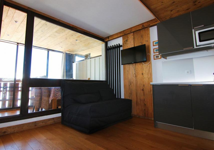 Vacances en montagne Studio 4 personnes (H8) - Résidence le Sérac - Val Thorens