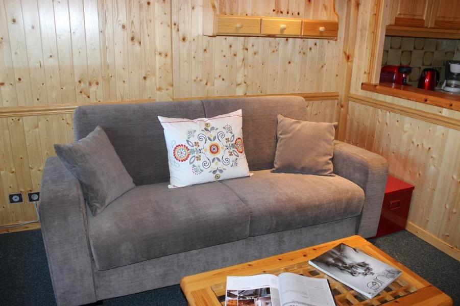 Vacances en montagne Studio cabine 5 personnes (G2) - Résidence le Sérac - Val Thorens