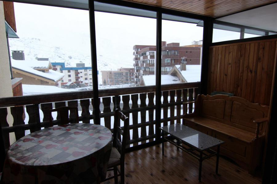 Vacances en montagne Studio 3 personnes (S2) - Résidence le Sérac - Val Thorens