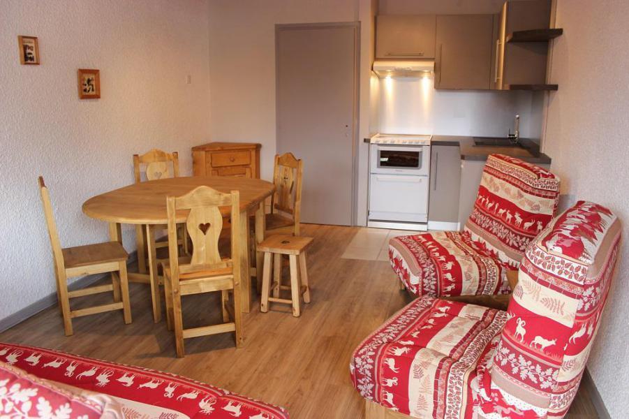 Vakantie in de bergen Studio cabine 4 personen (V6) - Résidence le Sérac - Val Thorens