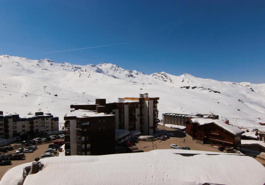 Vakantie in de bergen Studio cabine 4 personen (M7) - Résidence le Sérac - Val Thorens