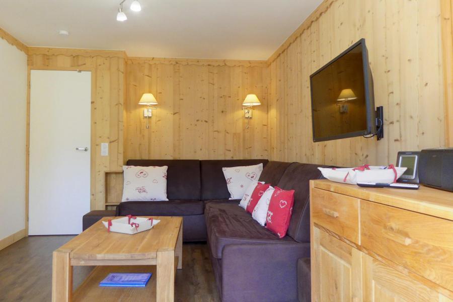 Holiday in mountain resort 2 room apartment cabin 6 people (05) - Résidence le Sérac - Méribel-Mottaret