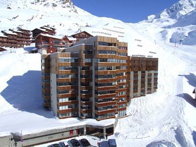Vacances en montagne Studio 4 personnes (U7) - Résidence le Sérac - Val Thorens -