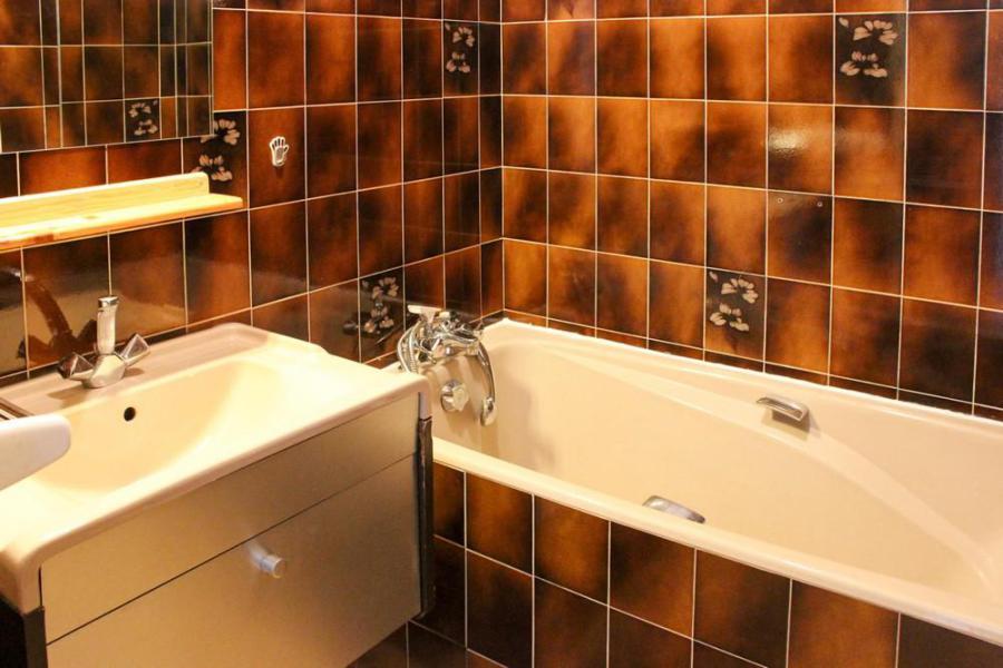 Vacances en montagne Studio cabine 4 personnes (N2) - Résidence le Sérac - Val Thorens - Plan