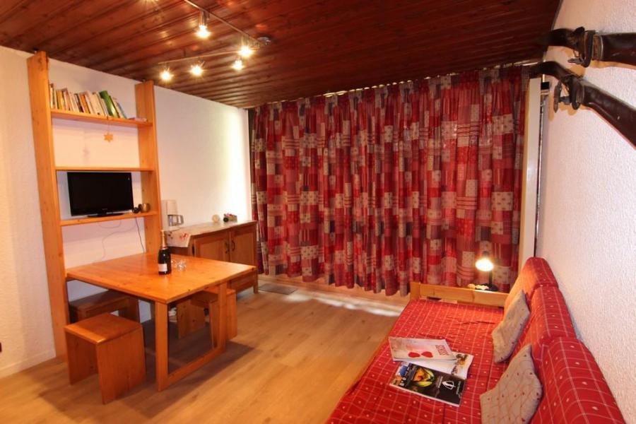 Vacances en montagne Studio 2 personnes (B9) - Résidence le Sérac - Val Thorens - Canapé