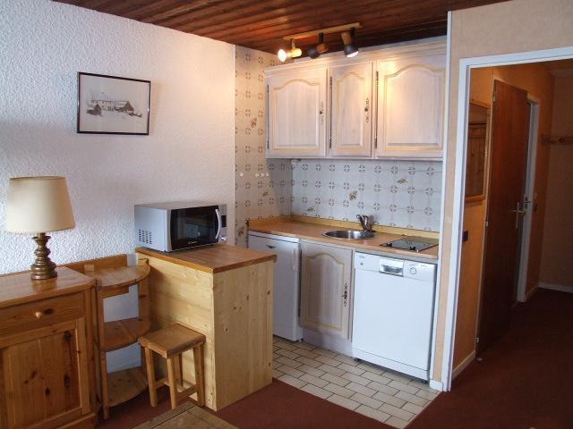 Vacances en montagne Studio 3 personnes (E5) - Résidence le Sérac - Val Thorens - Logement