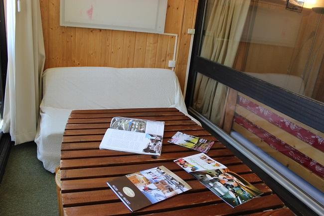 Vacances en montagne Studio 3 personnes (H6) - Résidence le Sérac - Val Thorens - Logement
