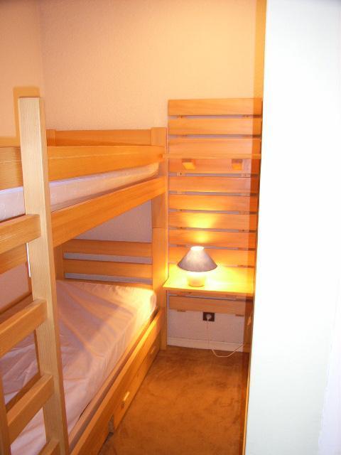 Vacances en montagne Studio cabine 4 personnes (L4) - Résidence le Sérac - Val Thorens - Logement
