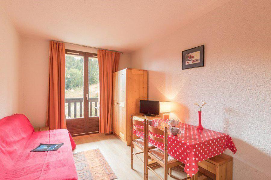 Vacances en montagne Studio coin montagne 4 personnes (104) - Résidence le Sérac - Puy-Saint-Vincent - Séjour