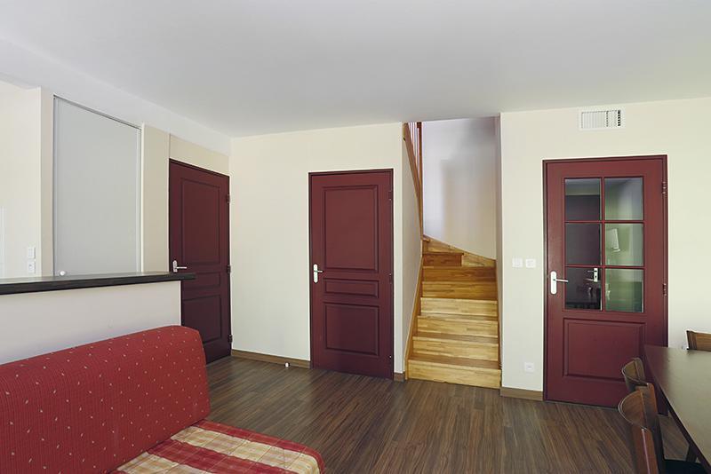 Urlaub in den Bergen 3 Zimmer Maisonettewohnung für 8 Personen (19) - Résidence le Sérias - Peyragudes
