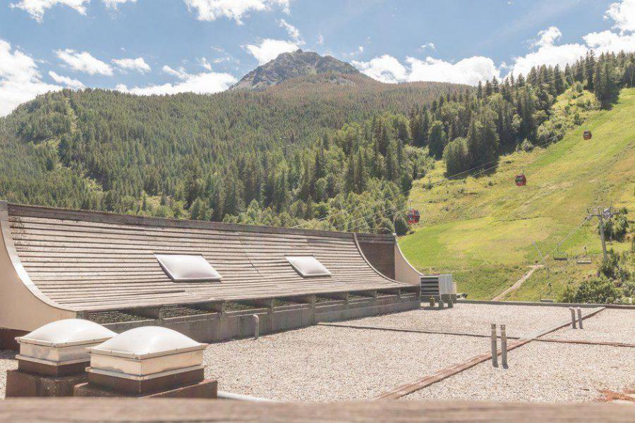 Vacances en montagne Studio coin montagne 4 personnes (502) - Résidence le Serre d'Aigle - Serre Chevalier