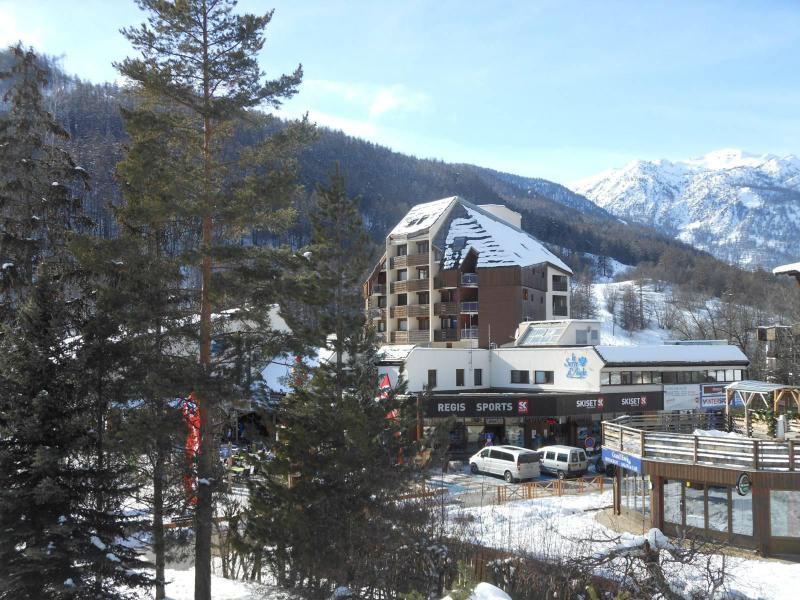 Vacances en montagne Résidence le Serre d'Aigle - Serre Chevalier