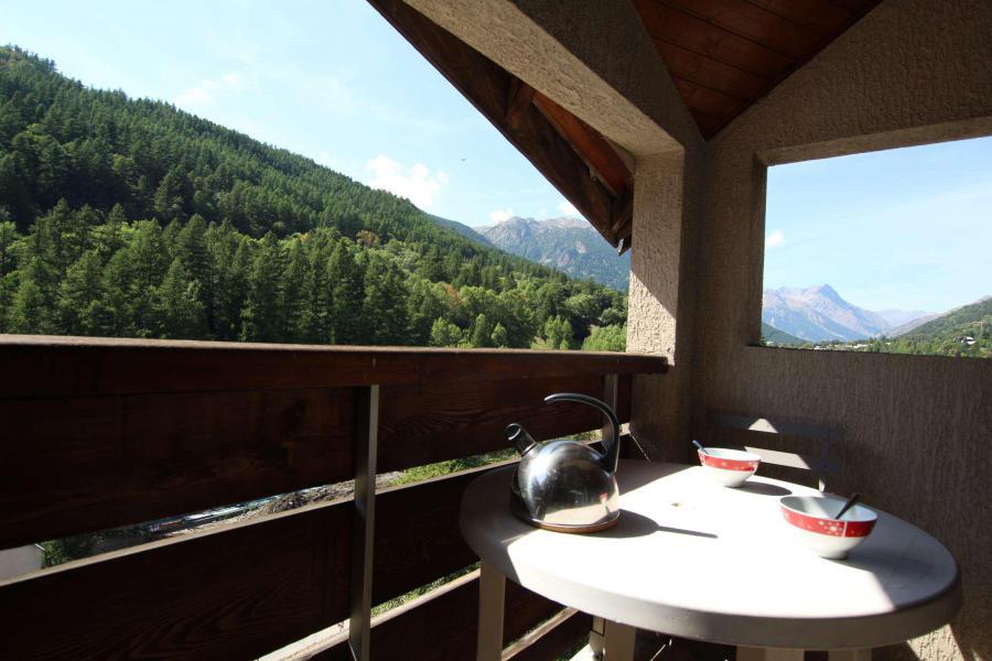 Vacances en montagne Studio coin montagne 4 personnes (495) - Résidence le Serre d'Aigle - Serre Chevalier
