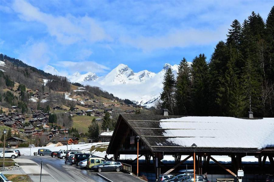 Holiday in mountain resort 2 room apartment cabin 4 people (A1) - Résidence le Sherpa - Le Grand Bornand