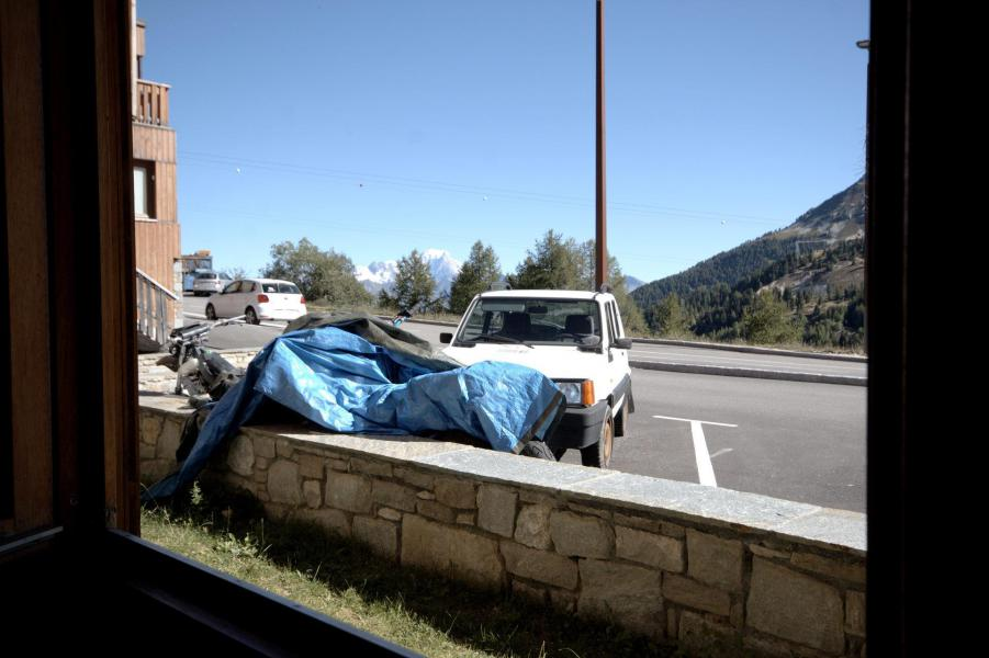 Wakacje w górach Studio 3 osoby (15) - Résidence le Sierra Nevada - La Plagne - Na zewnątrz latem