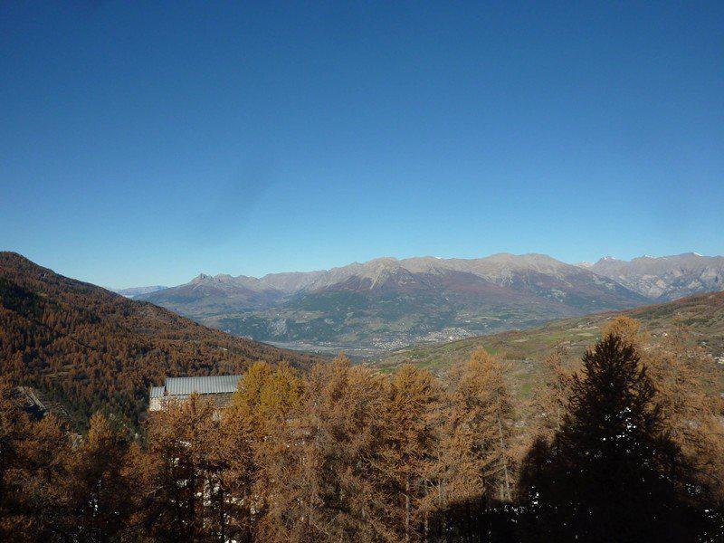 Location au ski Appartement 2 pièces 6 personnes (342) - Résidence le Silhourais - Les Orres - Extérieur été