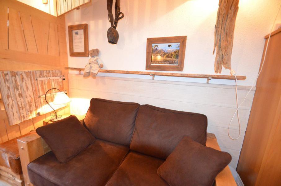 Vacances en montagne Studio coin montagne 4 personnes (2508) - Résidence le Ski Soleil - Les Menuires - Logement