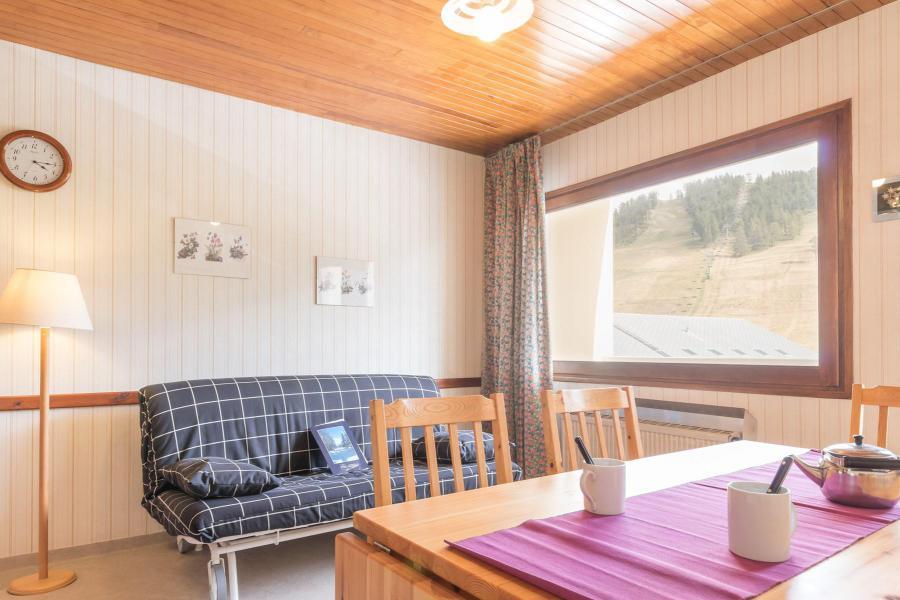 Holiday in mountain resort Studio sleeping corner 4 people (TROSSA) - Résidence le Soen - Montgenèvre