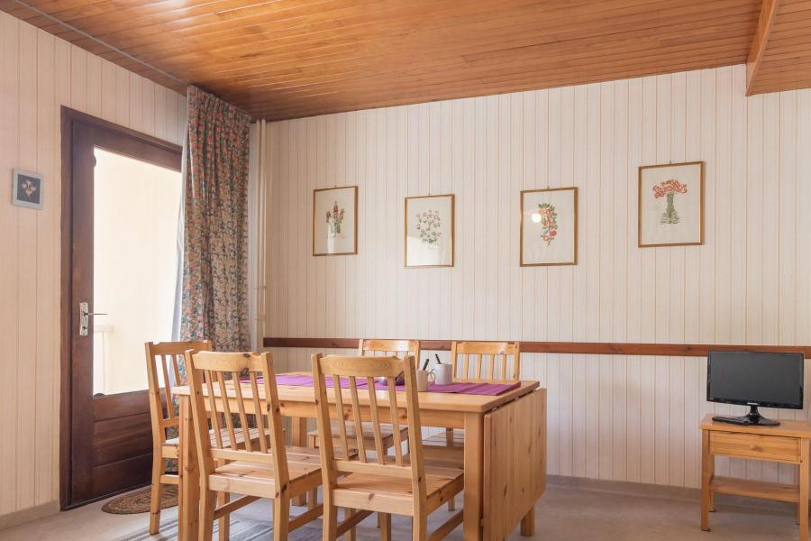 Holiday in mountain resort Studio sleeping corner 4 people (TROSSA) - Résidence le Soen - Montgenèvre - Accommodation