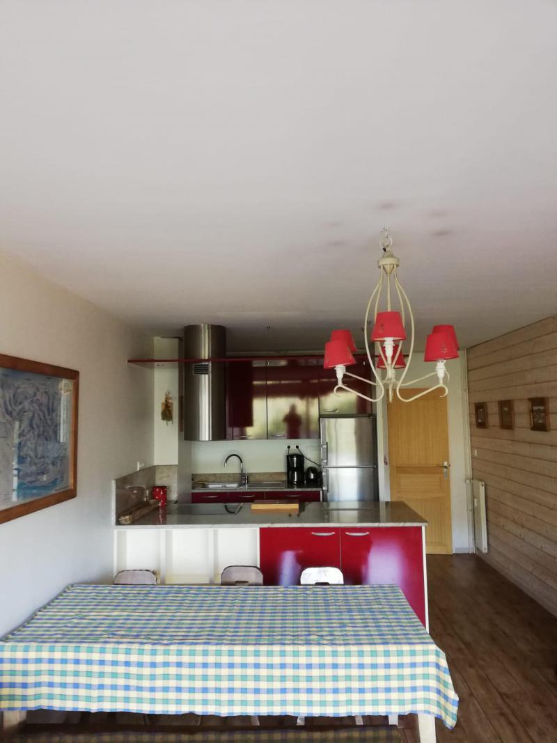 Vacaciones en montaña Apartamento 3 piezas para 6 personas (18A) - Résidence le Solarium - Châtel