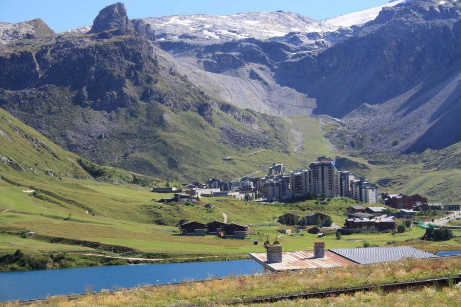 Wakacje w górach Studio 4 osoby (12ACL) - Résidence le Soleil - Tignes