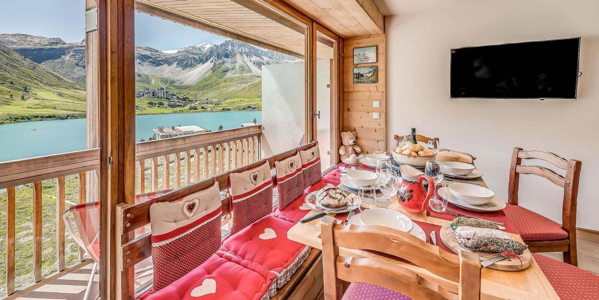 Wakacje w górach Logement 3 pièces 6 personnes (SOL53B Premium) - Résidence le Soleil - Tignes