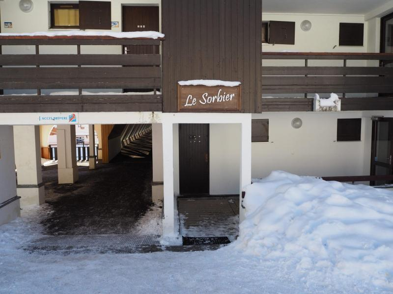 Vacances en montagne Résidence le Sorbier - Les Menuires