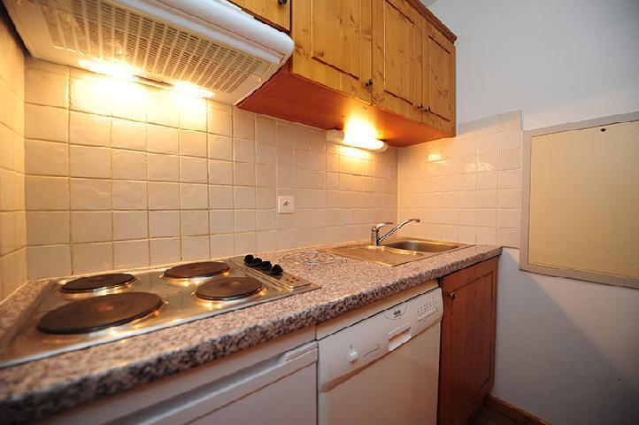 Vacances en montagne Appartement 2 pièces cabine 6 personnes (211) - Résidence le Sorbier - Les Menuires