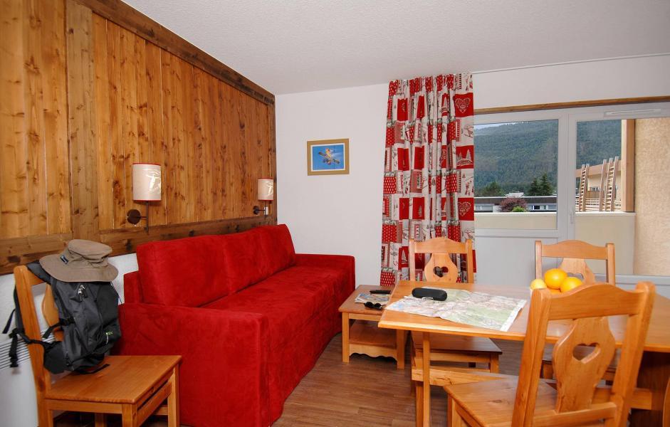 Urlaub in den Bergen Résidence le Sornin - Autrans - Klappschlafcouch