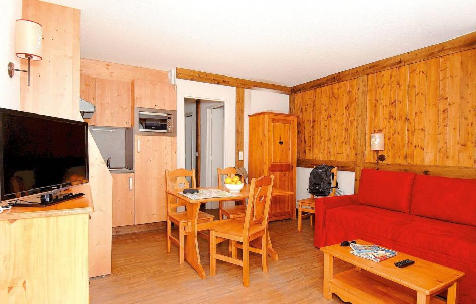 Urlaub in den Bergen Résidence le Sornin - Autrans - Wohnzimmer
