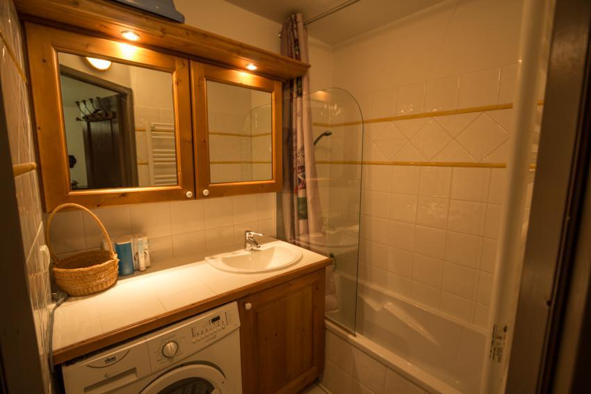 Holiday in mountain resort 3 room apartment 6 people (B13) - Résidence le St Bernard - Les Arcs