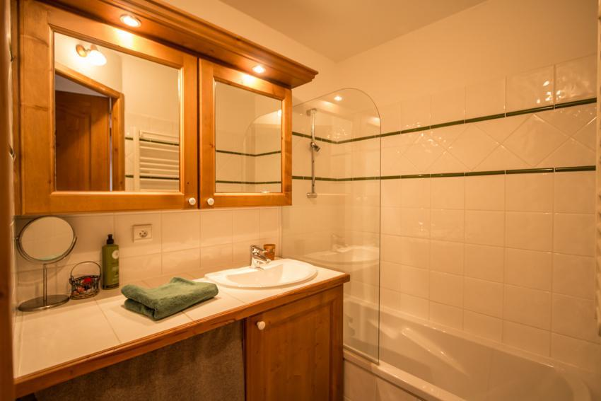 Holiday in mountain resort 3 room apartment 4 people (C4) - Résidence le St Bernard - Les Arcs