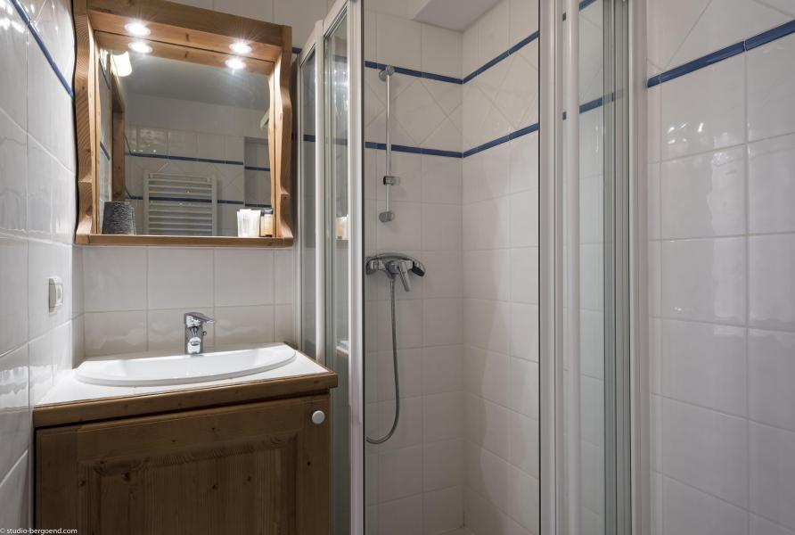 Holiday in mountain resort 3 room apartment 4 people (B04) - Résidence le St Bernard - Les Arcs