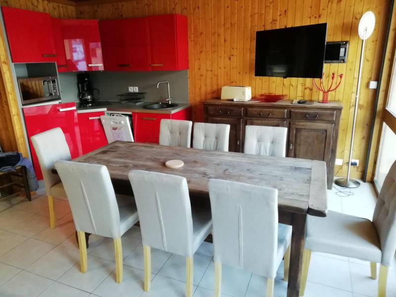 Vacances en montagne Appartement 2 pièces 6 personnes (63) - Résidence le Super Tignes - Tignes - Cuisine