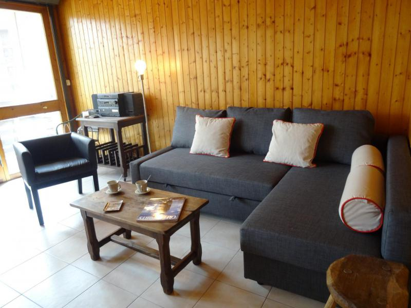 Vacances en montagne Appartement 2 pièces 6 personnes (63) - Résidence le Super Tignes - Tignes - Séjour