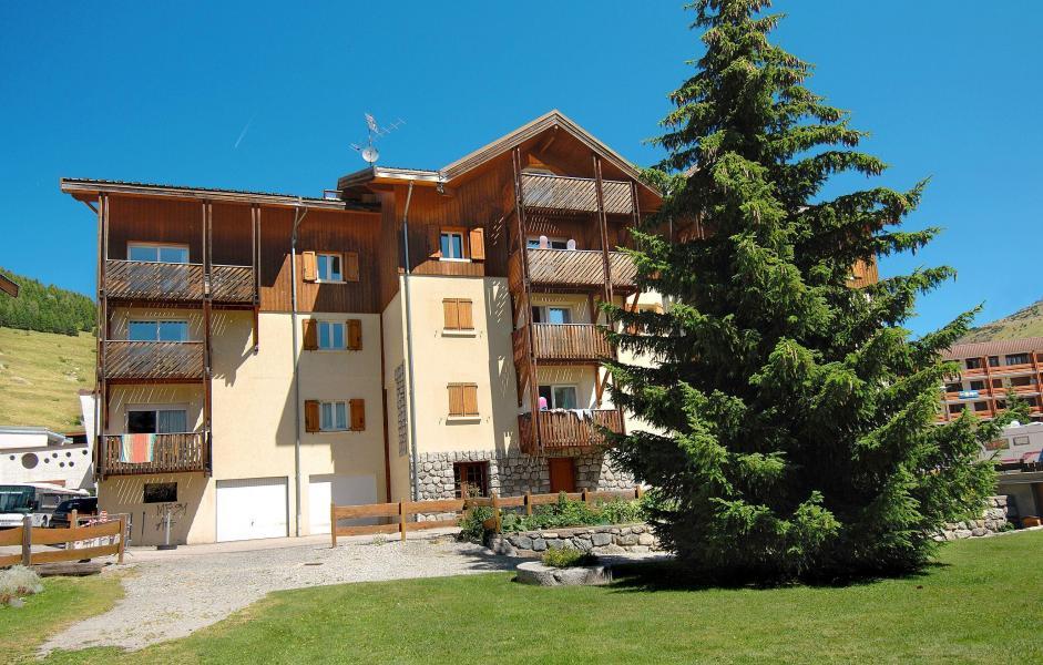 Location au ski Résidence le Surf des Neiges - Les 2 Alpes - Extérieur été