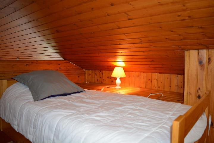 Holiday in mountain resort 2 room apartment 6 people (0931) - Résidence le Tardevant - Le Grand Bornand