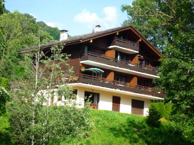 Holiday in mountain resort 2 room apartment 4 people (1651) - Résidence le Tardevant - Le Grand Bornand