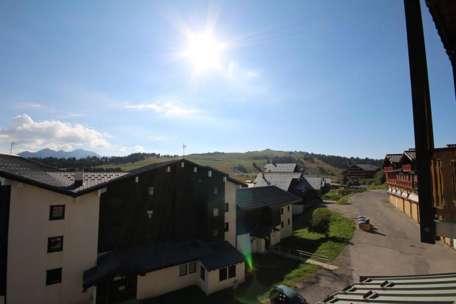 Vacaciones en montaña Apartamento 2 piezas para 5 personas (025) - Résidence le Tavaillon - Les Saisies