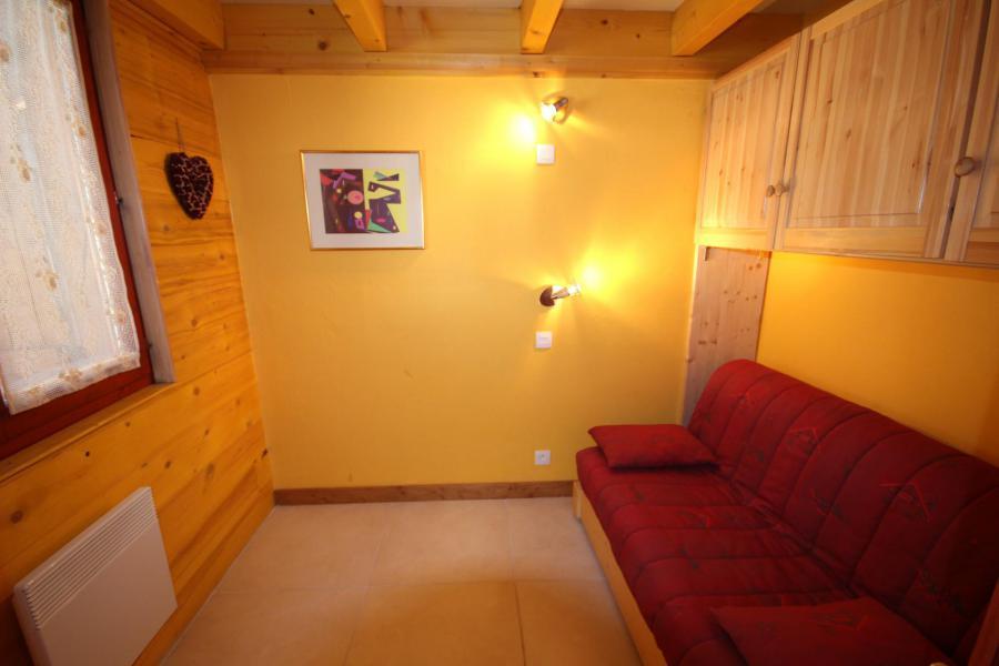 Vacaciones en montaña Apartamento 2 piezas mezzanine para 6 personas (024) - Résidence le Tavaillon - Les Saisies