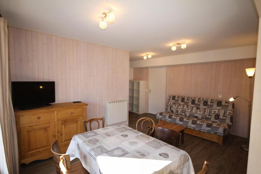 Vacaciones en montaña Apartamento 2 piezas cabina para 6 personas (035) - Résidence le Tavaillon - Les Saisies - Alojamiento