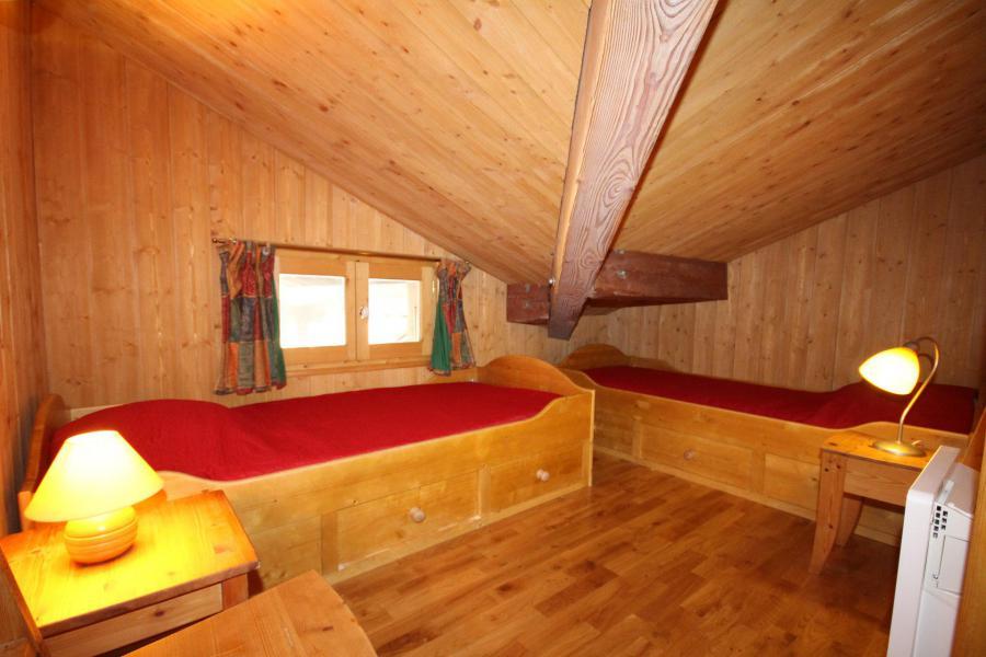 Vacaciones en montaña Apartamento 2 piezas para 5 personas (025) - Résidence le Tavaillon - Les Saisies - Alojamiento