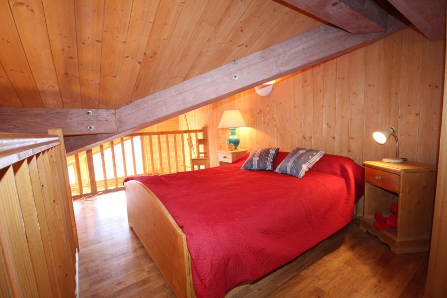 Vacaciones en montaña Apartamento 2 piezas para 5 personas (025) - Résidence le Tavaillon - Les Saisies - Cama doble