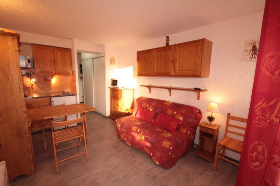 Vacaciones en montaña Estudio para 3 personas (019) - Résidence le Tavaillon - Les Saisies - Alojamiento