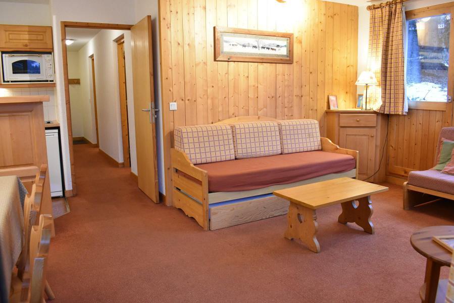 Holiday in mountain resort 3 room apartment 6 people (2) - Résidence le Télémark - Méribel