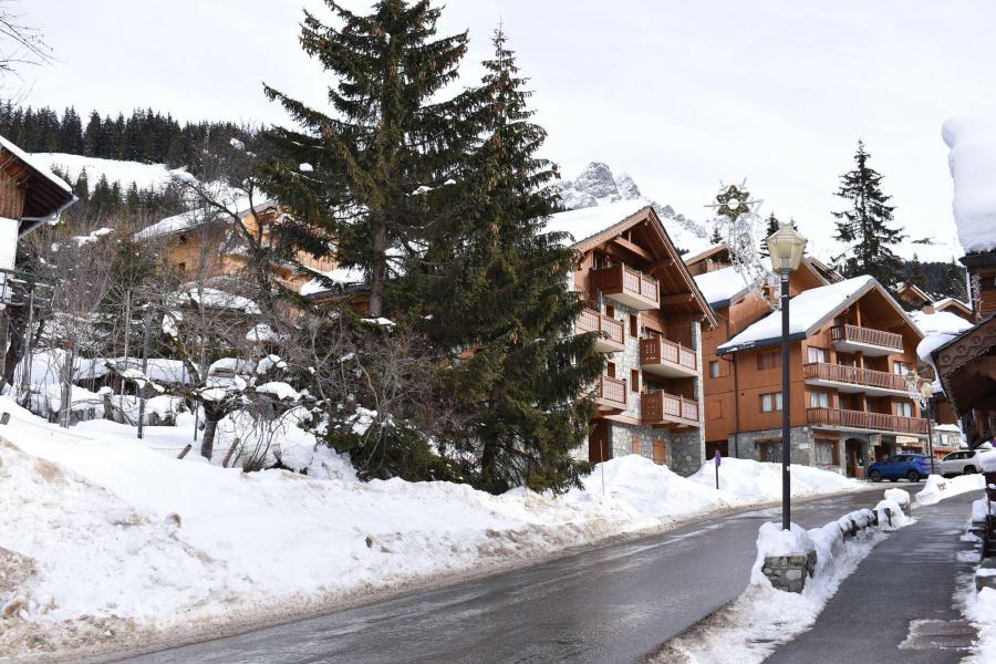 Holiday in mountain resort Résidence le Télémark - Méribel
