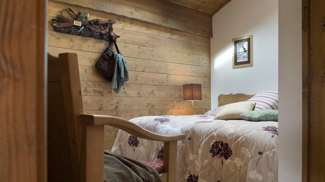 Vakantie in de bergen Résidence le Télémark - Tignes - Kamer